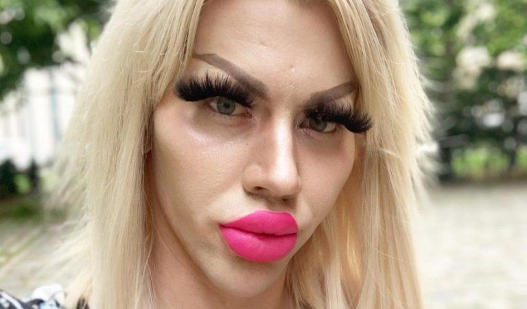 Honza Simza dépense 20 000 euros pour ressembler à Barbie et ne compte pas s'arrêter !