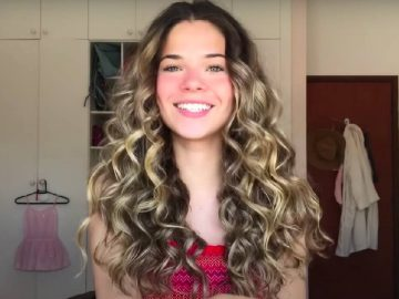 Marcela Tumas est une star de Youtube au Brésil