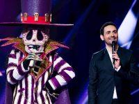 Mask Singer 2 le Squelette