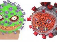 Des déguisements d'Halloween mis en vente sur Amazon sur le thème du coronavirus.