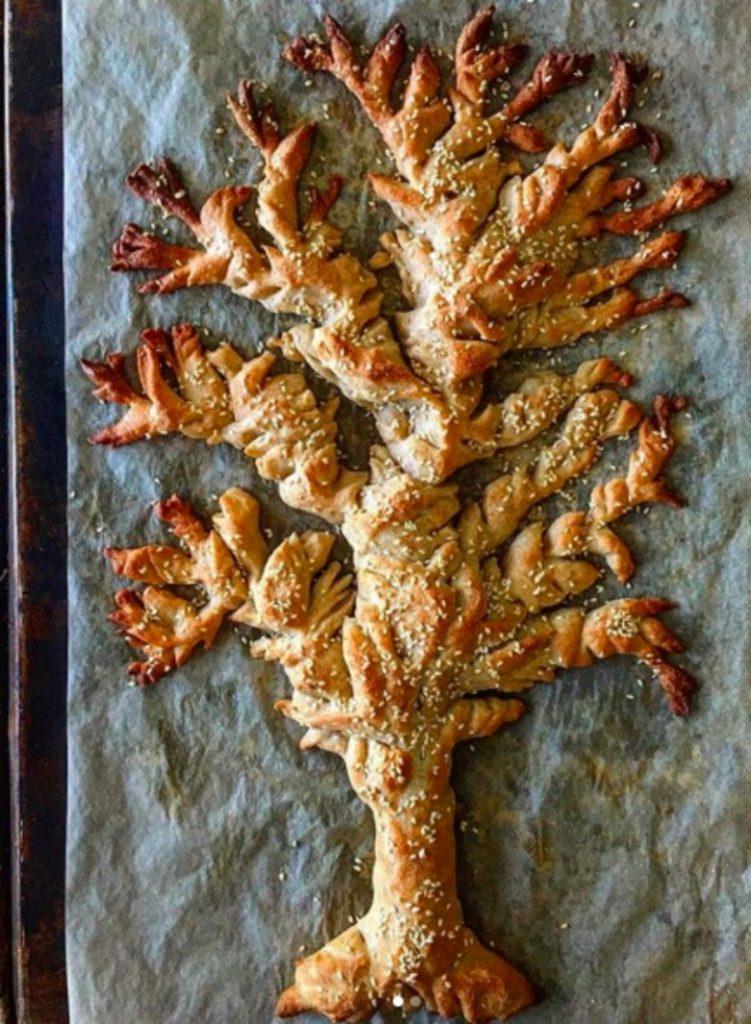 Un pain arbre