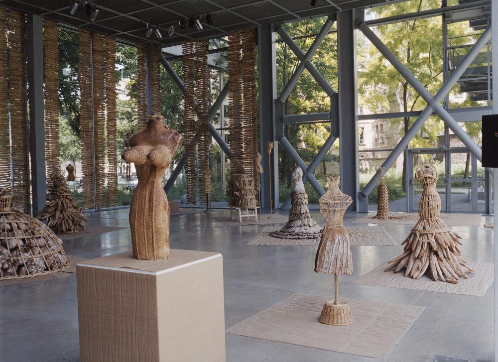 L'exposition Pain Couture de Jean-Paul Gaultier, en 2005