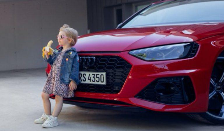 Petite fille qui mange une banane : Audi admet son «erreur» et s'excuse pour sa publicité