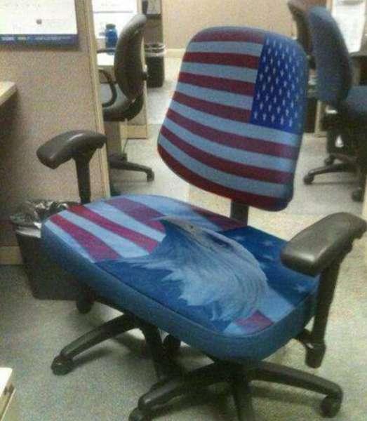 Un siège pour personne obèse