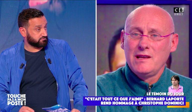 Christophe Dominici : L'hommage de Bernard Laporte sur TPMP bouleverse les internautes (Vidéo)