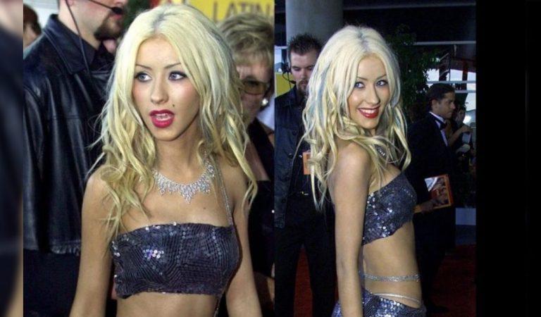 Christina Aguilera déformée par la chirurgie esthétique (photos)
