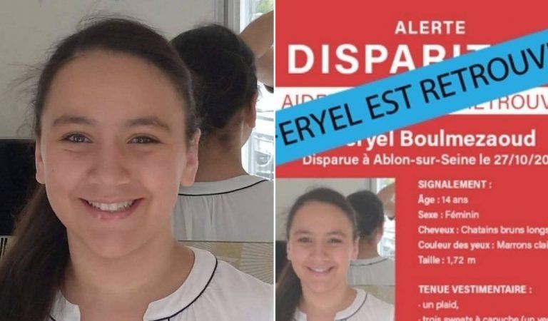 Paris : Une adolescente retrouvée après 12 jours de fugue, elle fuyait les humiliations des élèves de son collège