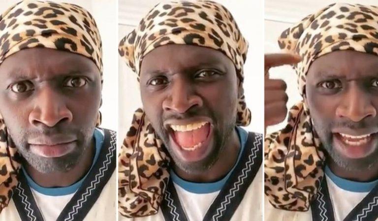 Vidéo : Omar Sy fait une parodie d'Aya Nakamura en marquant le grand retour de «Doudou» du SAV des émissions