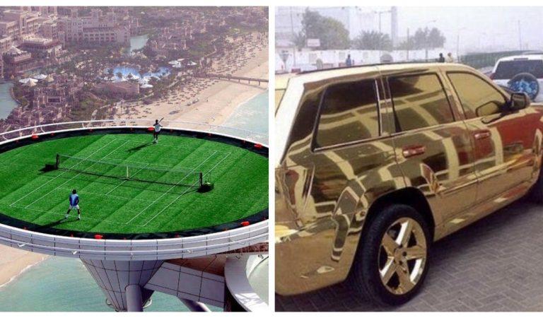 Dubaï : 16 photos qui prouvent à quel point tout est démesuré