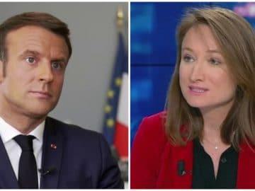 Emmanuel Macron, Camille Langlade