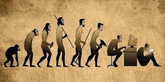 évolution des outils de l'homme