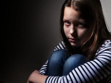 un enfant maltraité