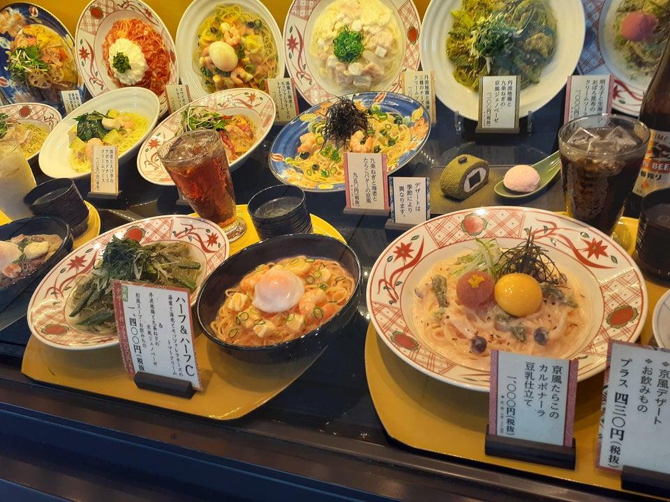 Japon : les restaurants exposent leurs plats en plastique