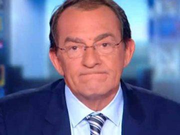 Jean-Pierre Pernaut énervé.