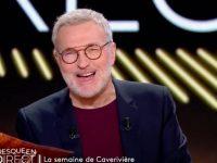 """Laurent Ruquier dans l'émission """"On est en direct"""""""