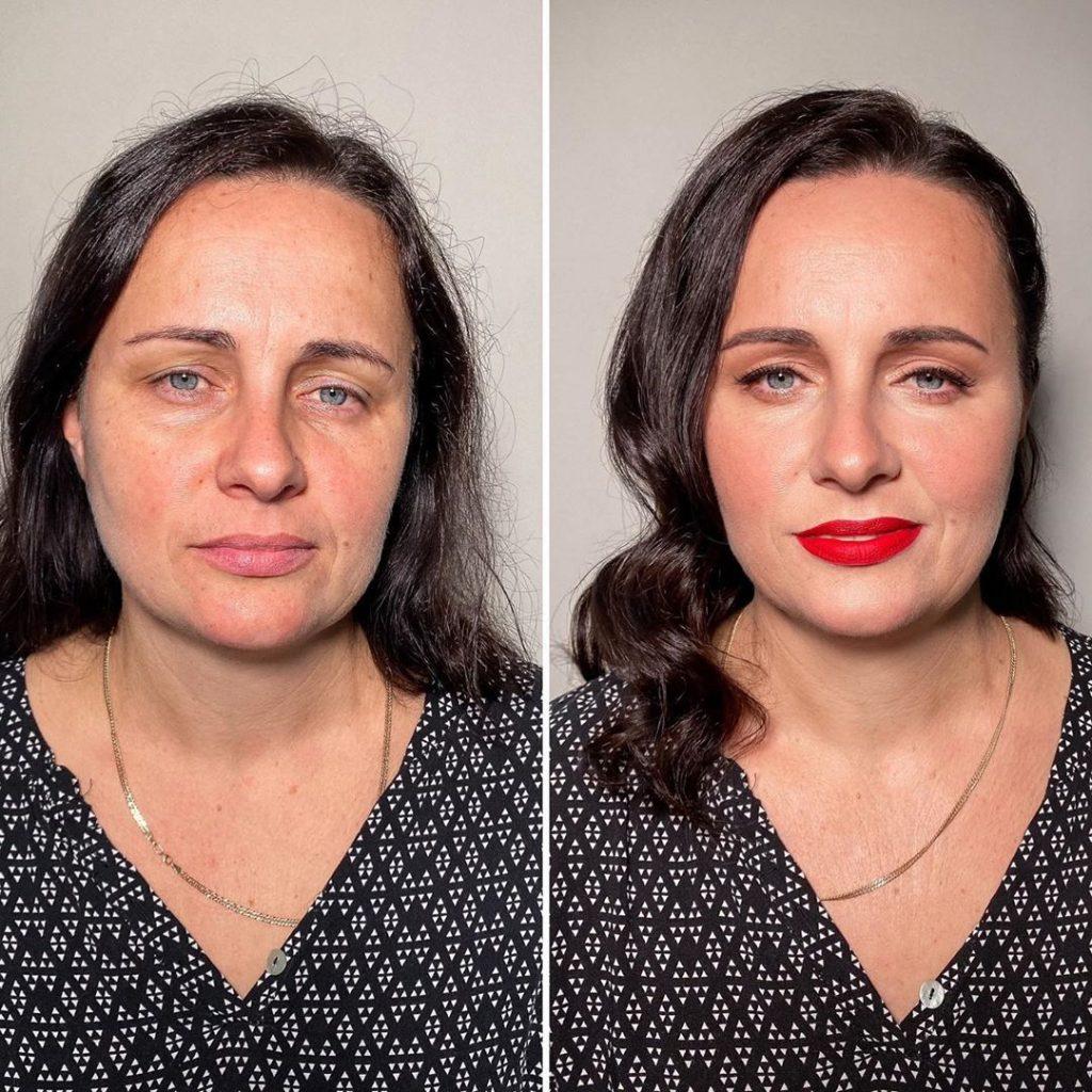 Maquillage embellissement