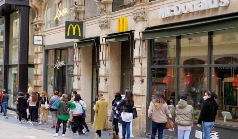 McDonald's réédite un burger mythique avec des ingrédients 100 % français