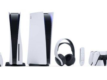 La nouvelle console PS5 de Sony