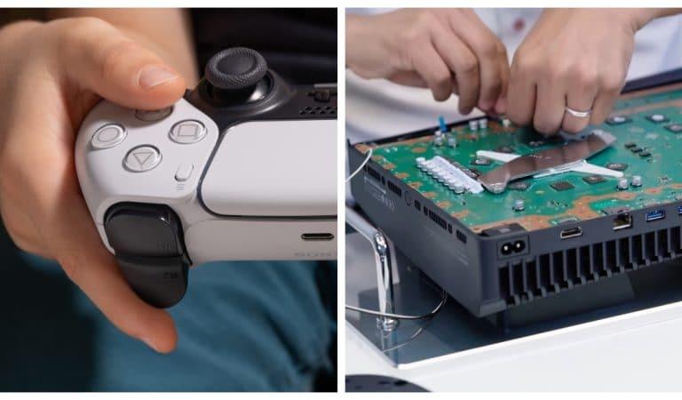 Les PS5 ne sont pas toutes dotées des mêmes composants : «C'est comme jouer à la loterie»