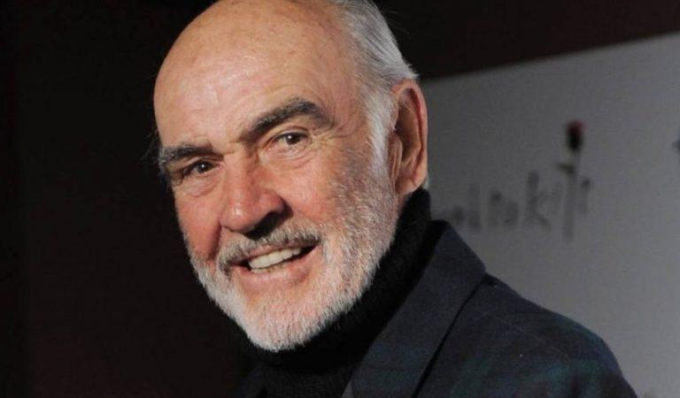 Sean Connery amaigri: sa belle-fille publie une photo récente de l'acteur