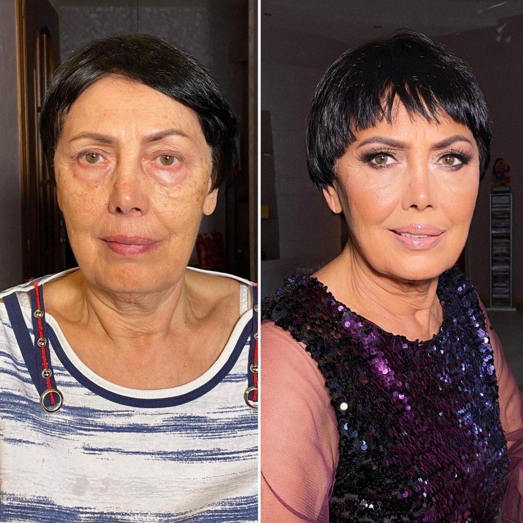 Maquillage et relooking