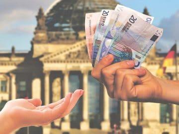 image argent euros