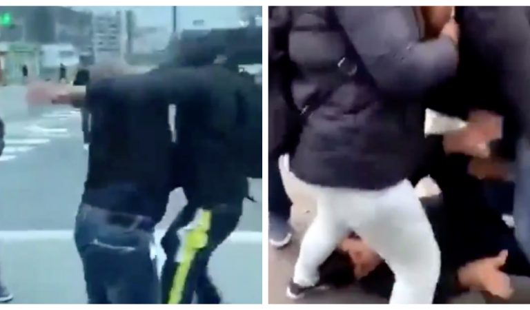 Villeurbanne : L'altercation surréaliste entre un chauffeur de bus et son passager (vidéo)