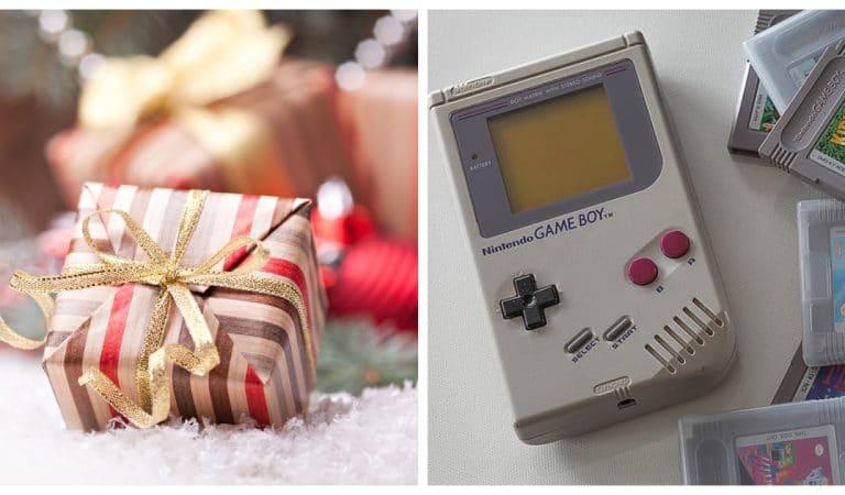 Les cadeaux de Noël à offrir aux nostalgiques des années 90