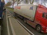 Camionneur tchèque Valatrans