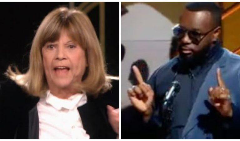 Chantal Goya rap «Un lapin» face à Gims et provoque un gros malaise