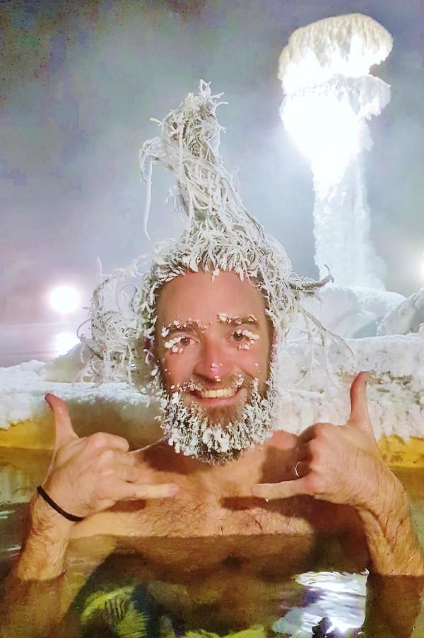 cheveux gelés au canada
