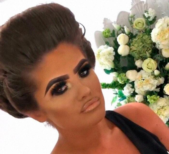 abus de maquillage pires fails make-up