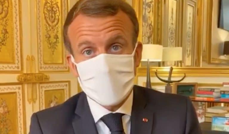 Macron veut punir les Français qui skient à l'étranger avec des mesures qui ne passent pas