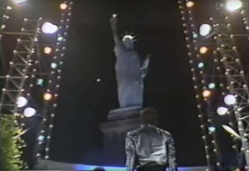 secrets tours de magie disparition statue de la Liberté