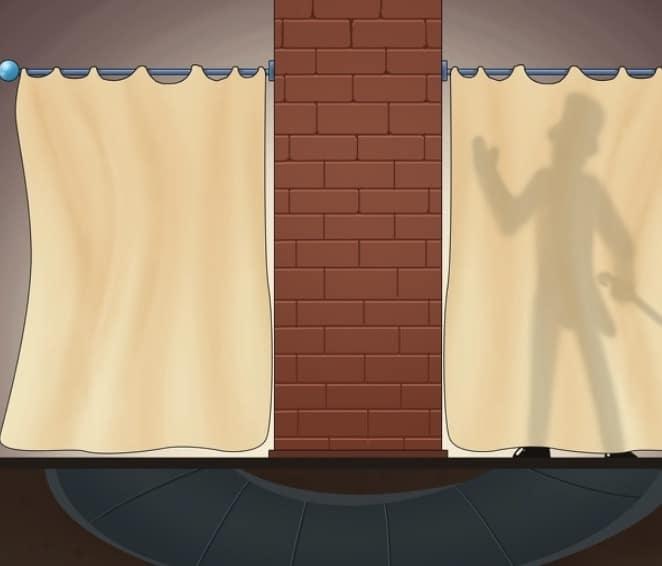 secrets tours de magie traverser le mur tunnel