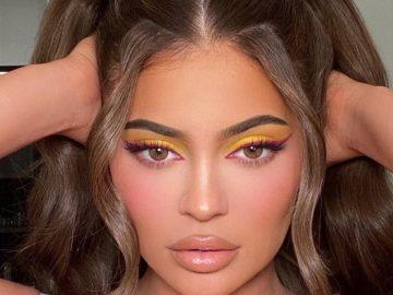 Sans son maquillage, arriveriez-vous à reconnaître Kylie Jenner ? Crédits : Instagram Kylie Jenner.