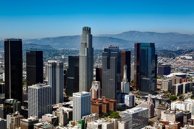 Centre d'affaires de Los Angeles
