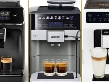 Machines à café sur Amazon