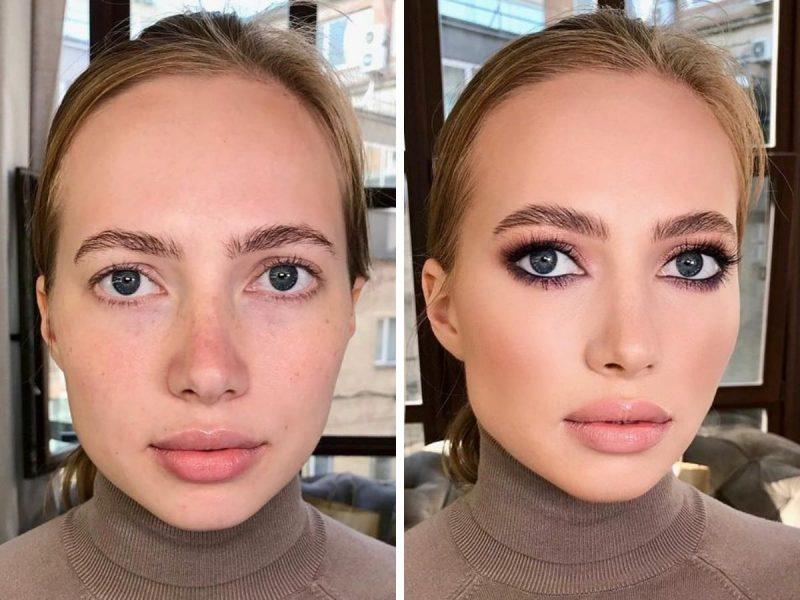 Make-up : Ca partait pas dune mauvaise idée pourtant