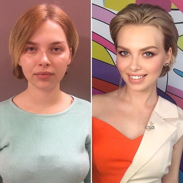 expert mise en beauté transformations bluffantes maquillage coiffure