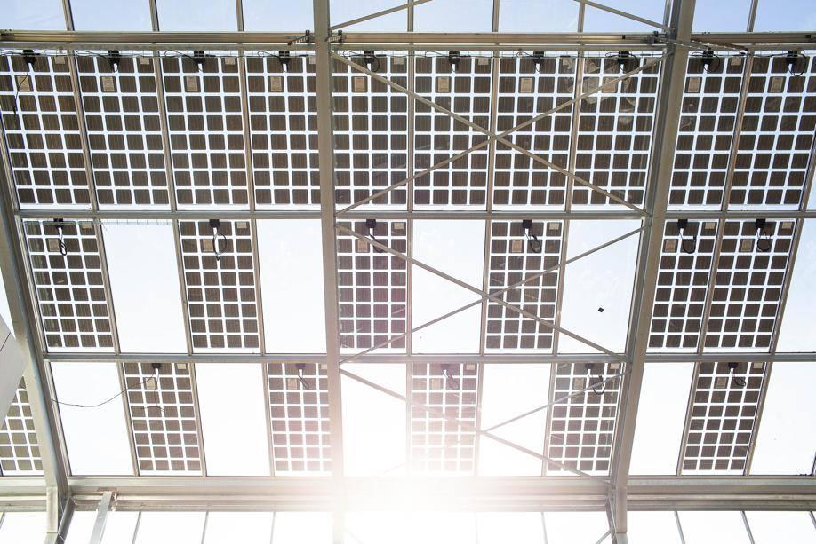 panneaux solaires maison ossature bois
