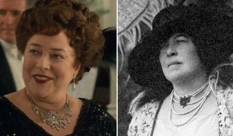 Voici à quoi ressemblaient les vrais passagers du Titanic