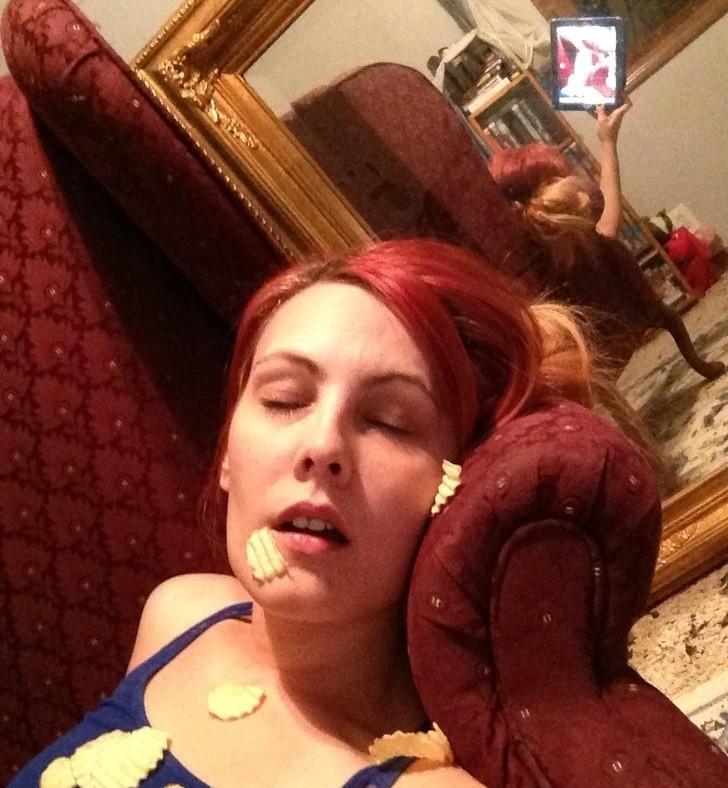 photos drôles selfies ratés s
