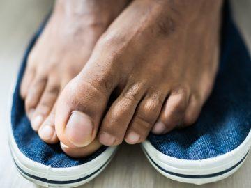 pieds qui sentent mauvais