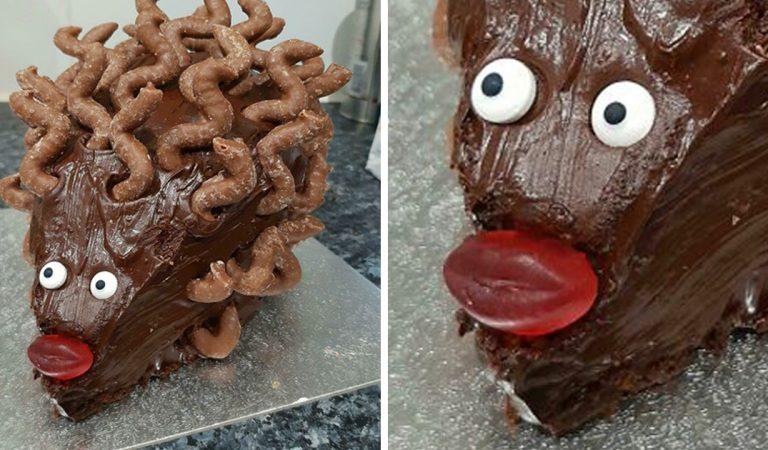 Pâtissiers amateurs : Les pires gâteaux «hérisson» jamais réalisés
