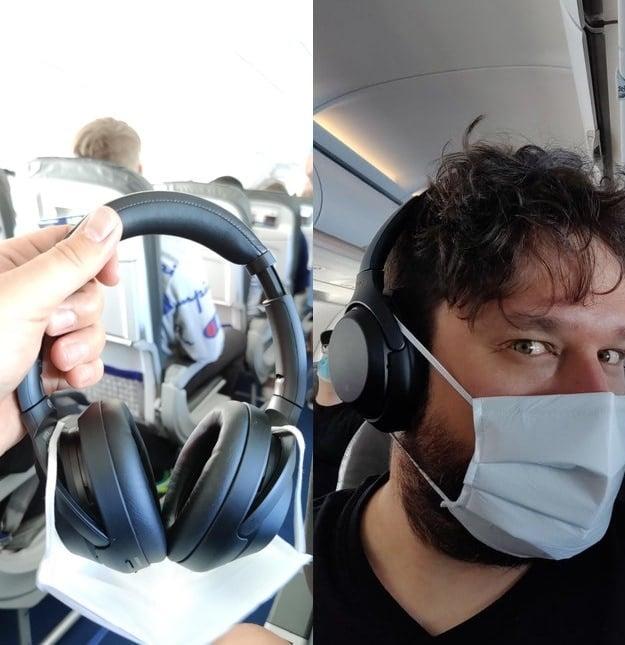 truc astuce facile écouteurs masque protection simplifier vie quotidienne