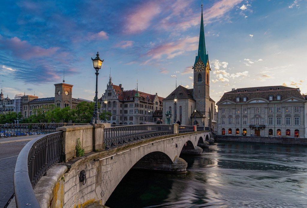 Centre historique de Zurich