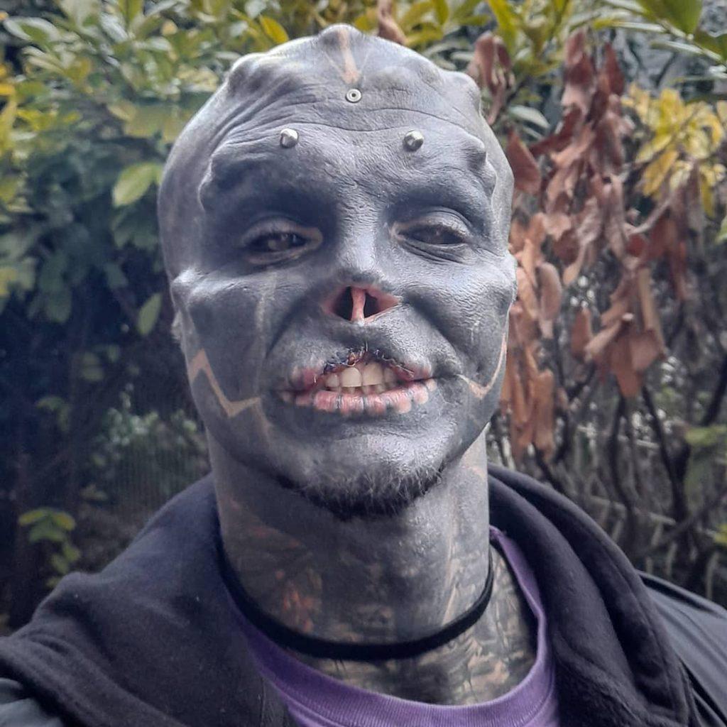 Anthony Loffredo, Black Alien