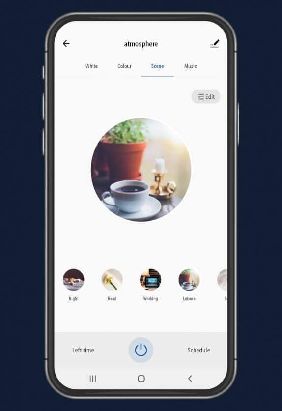 l'application Lidl Smart Home