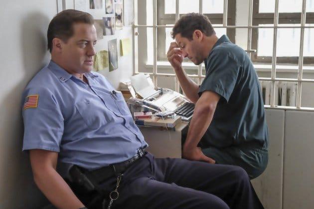 Brendan Fraser dans The Affair